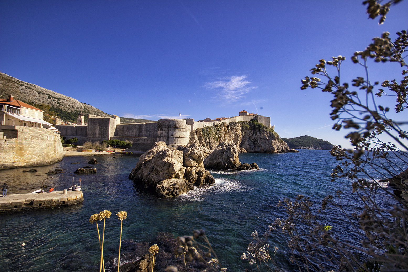 New York Times about Dubrovnik