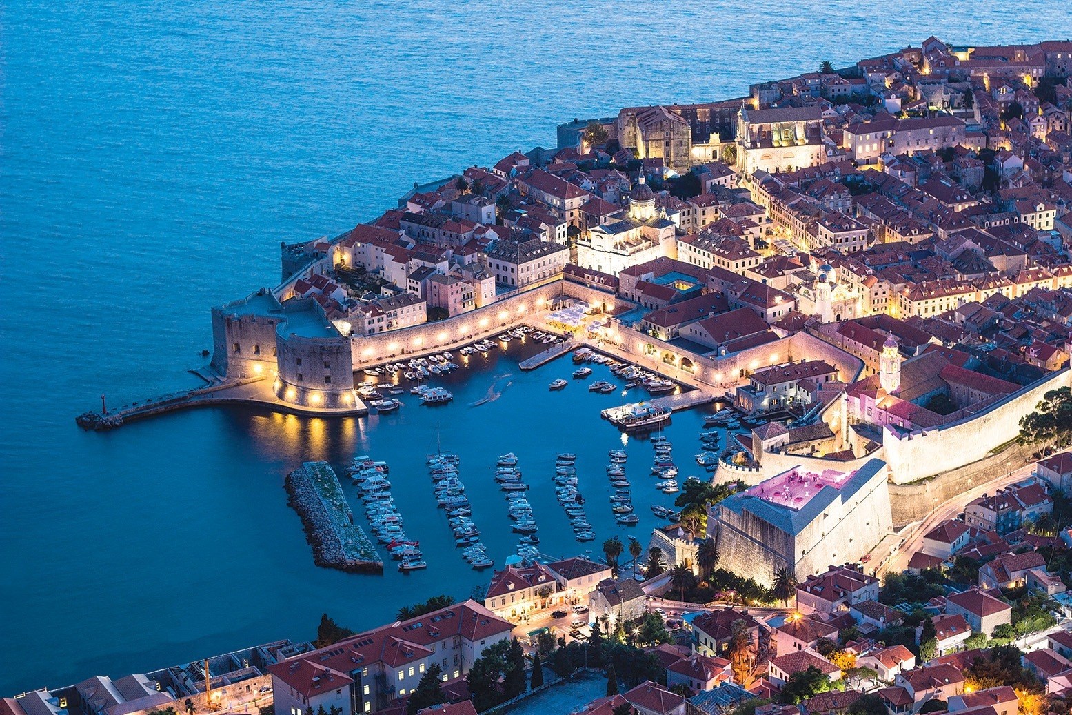Time-Lapse Captures The Spirit Of Dubrovnik