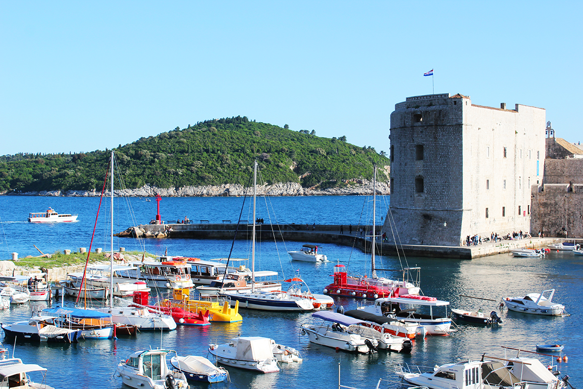Trip to Dubrovnik captured in a fun video