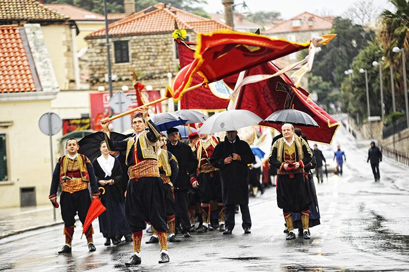 St. Blaise Festivity in Dubrovnik